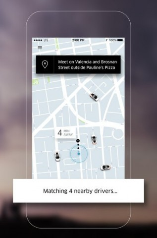How to develop a taxi booking app like Uber | Eastern Peak
