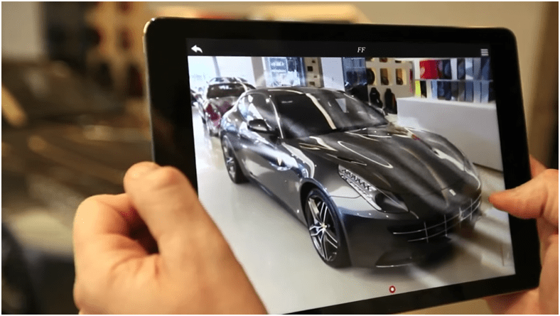 ferrari-augmented-reality-app