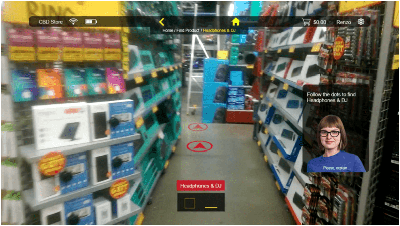 augmented-reality-shopping-app-for-smartglasses-man-walking-inside-shop-in-smartglasses
