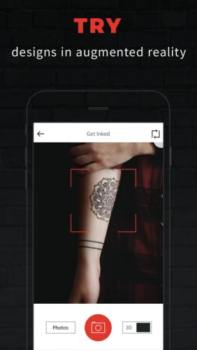 augmented-reality-is-ios-app-development-trend-inkhunter-screenshot