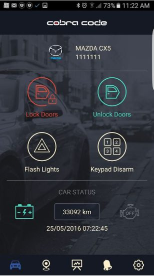 cobra-code-iot-automotive-app-screen