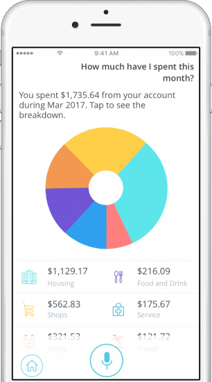 finie-ai-clinc-powered-personal-finance-management-app-screen-statistics
